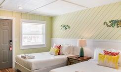 See Sea Motel | Room 17: Tail Rocker